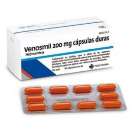 Venosmil 200 Mg 60 Cápsulas