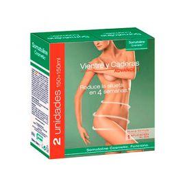 Somatoline Cosmetic Vientre y Caderas 150Ml+150Ml