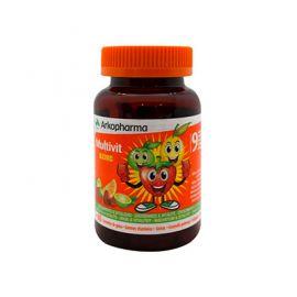 Arkopharma Multivit Azinc 60 Caramelos De Goma