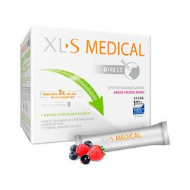 Xls Medical Direct 90 Sticks Sabor Frutos Rojos