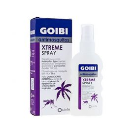 Goibi Spray Antimosquitos Xtreme 75Ml