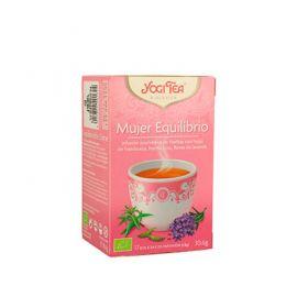 Yogi Tea Equilibrio Mujer 17 Bolsitas